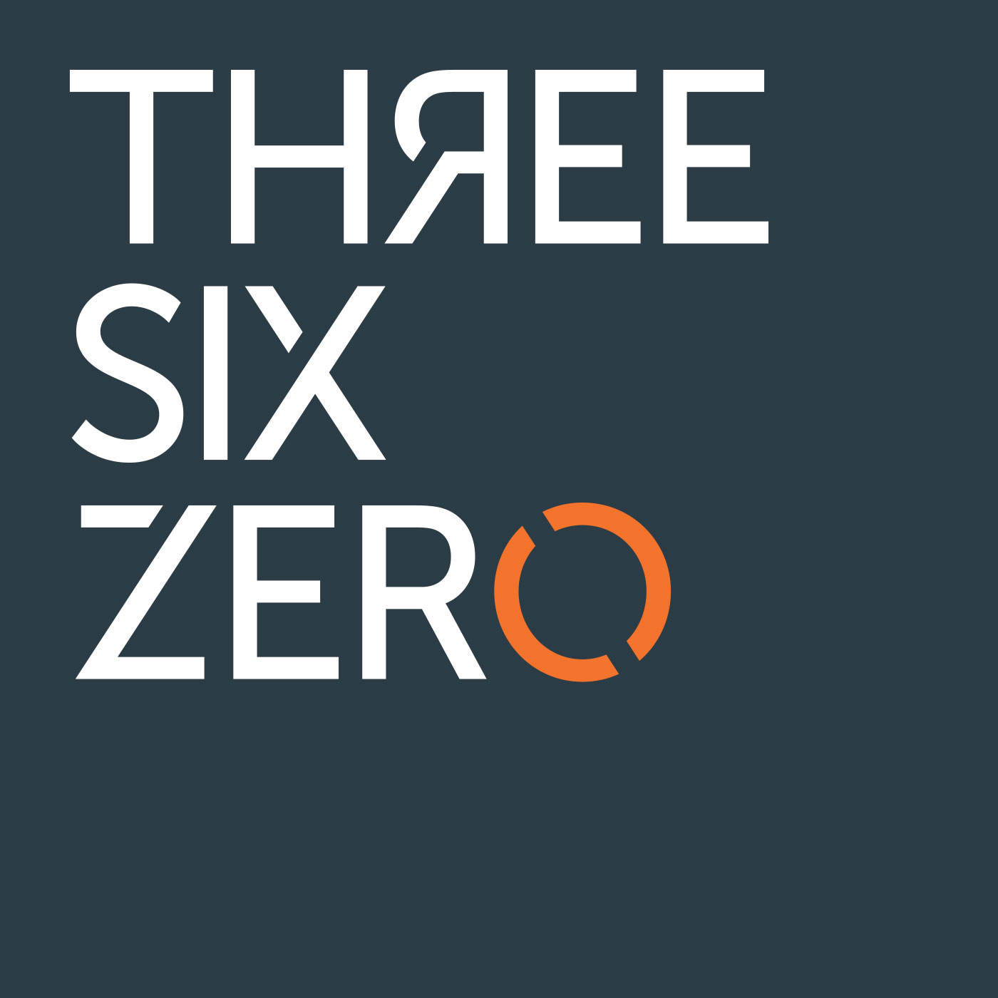 Three Six Zero logo